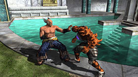 Soul Calibur II HD Online screen shot 2