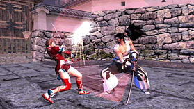 Soul Calibur II HD Online screen shot 11