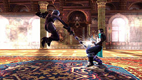 Soul Calibur II HD Online screen shot 15