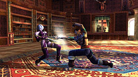 Soul Calibur II HD Online screen shot 8
