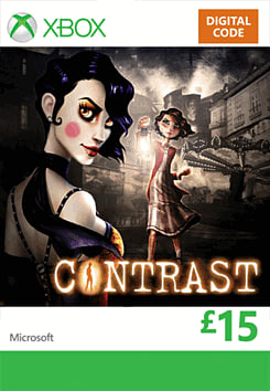 Contrast Xbox Live Cover Art