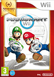 Nintendo Selects: Wii Mario Kart Without Wheel Wii
