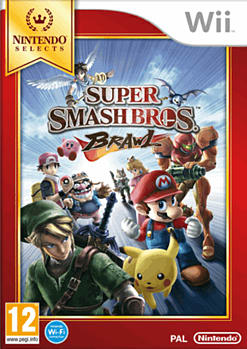 Nintendo Selects: Smash Bros. Brawl Wii