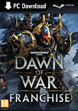 Warhammer 40,000: Dawn of War I & II: Franchise Pack PC Games