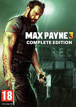 Max Payne 3: The Complete Edition PC Games Cover Art