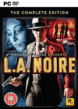 L.A. Noire: The Complete Edition PC Games Cover Art