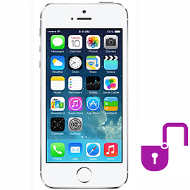 iPhone 5S 16GB White (Grade B) - Unlocked Electronics