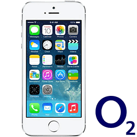 Preowned iPhone 5S 16GB White (Grade B) - O2 Electronics