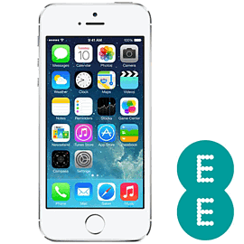 Preowned iPhone 5S 16GB White (Grade B) - EE Electronics