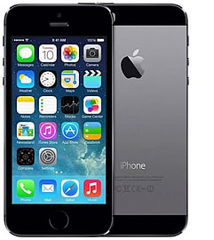iPhone 5S 16GB Space Grey (Grade B) - Unlocked Electronics