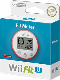 Wii U Fit Meter Accessories Cover Art