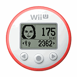 Wii U Fit Meter screen shot 1