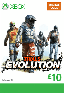 Trials Evolution Xbox Live Cover Art