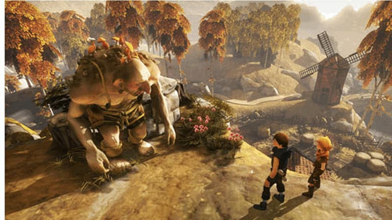 Brothers A Tale of Two Sons on Xbox Live at GAME