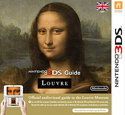 Nintendo 3DS Guide: Louvre eShop Cover Art