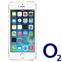 iPhone 5S 16GB Gold (Grade A) - O2 Electronics