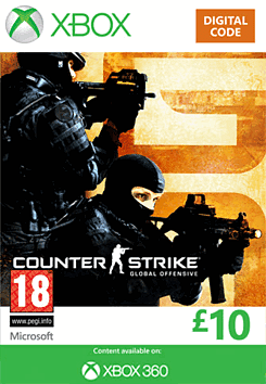 Counter-Strike: Global Offensive Xbox Live Cover Art