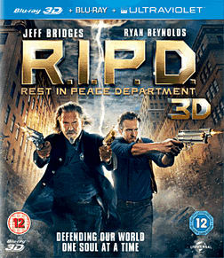 R.I.P.D Blu-Ray