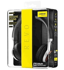 Jabra Revo Headphones - Grey Electronics