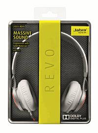 Jabra Revo Headphones - White Electronics