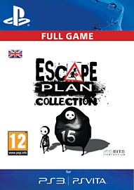 Escape Plan Collection PlayStation Network Cover Art