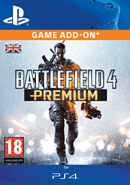 Battlefield 4: Premium (PlayStation 4) PlayStation Network Cover Art