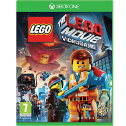 The LEGO Movie Videogame Xbox One Cover Art