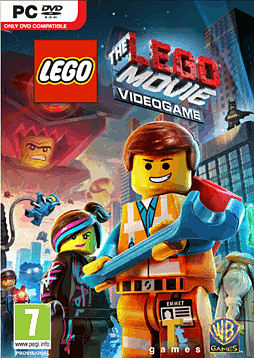 The LEGO Movie Videogame PC Games Cover Art