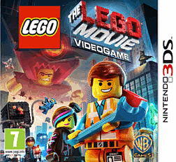 The LEGO Movie Videogame 3DS Cover Art