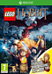 LEGO The Hobbit Videogame with Bilbo Baggins minifigure - Only at GAME