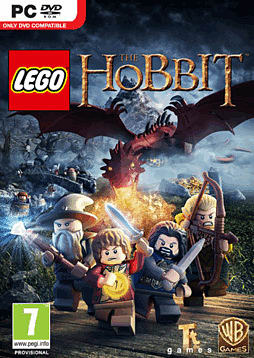 LEGO The Hobbit PC Games Cover Art