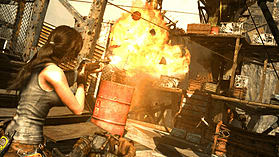 Tomb Raider: Definitive Edition with Limited Edition Artbook screen shot 7