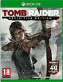 Tomb Raider: Definitive Edition with Limited Edition Artbook Xbox One