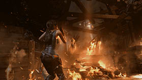 Tomb Raider: Definitive Edition with Limited Edition Artbook screen shot 9