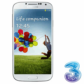 Preowned Samsung Galaxy S4 16GB White (Grade B) - 3 Electronics