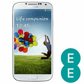 Preowned Samsung Galaxy S4 16GB White (Grade B) - EE Electronics