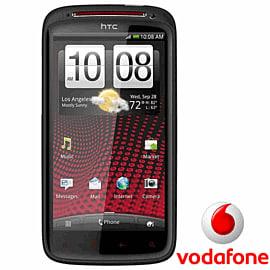 Preowned HTC Sensation XE Black (Grade C) - Vodafone Electronics