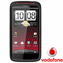 Preowned HTC Sensation XE Black (Grade C) - Vodafone Electronics