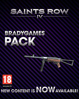 Saints Row IV - Brady Games Pack PC Games