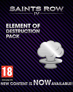 Saints Row IV - Element of Destruction Pack PC Games
