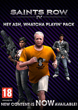 Saints Row IV - Hey Ash Whatcha Playin? Pack PC Games
