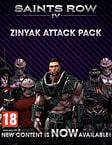 Saints Row IV - Zinyak Attack Pack PC Games