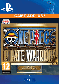 One Piece Pirate Warriors 2: Scenarios Expansion Pack PlayStation Network
