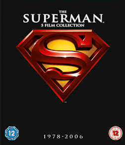 The Superman 5 Film Collection Blu-Ray