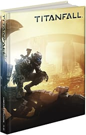 Titanfall Limited Edition Official Prima Game Guide Strategy Guides and Books