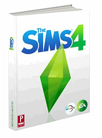 The Sims 4 Collector's Edition Official Prima Game Guide Accessories