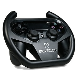DriveClub Compact Racing Wheel - Only at GAME Accessories