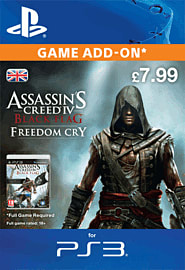 Assassin's Creed IV: Black Flag - Freedom Cry PlayStation Network
