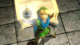 Hyrule Warriors screen shot 1