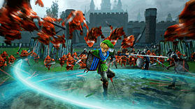 Hyrule Warriors screen shot 3